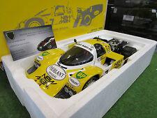 Porsche 956 L Newman le Mans 1984 N° 7 1/18 Minichamps 180846907