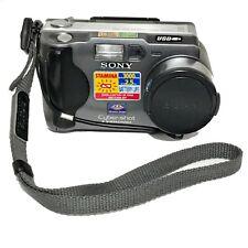 Sony Cyber‑Shot DSC‑S30 1.3MP Digital Still Camera 4GB 32GB Mem Cards Bag Tested