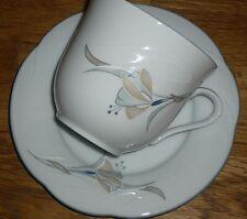 Kaffeetasse + Untertasse  Winterling  Marktleuthen  Mainau Clea Blumen