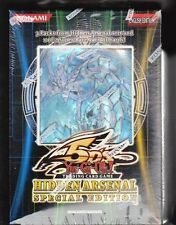 Yu-Gi-Oh - HIDDEN ARSENAL SE Special Edition Sealed Box