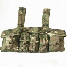 NEW - Genuine Issue MTP Multicam PLCE Camo Chest Rig / Webbing Set