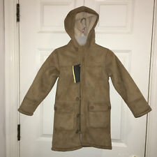 Rare! New with tags boys girls sheepskin coat jacket Ben Sherman 3-4-5 y