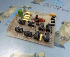 XERTEX 835-300 CLOCK-OVERRANGE PCB BOARD