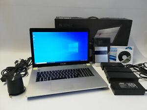 """Notebook Portatile 17"""" pollici ASUS I7 NVIDIA SSD"""