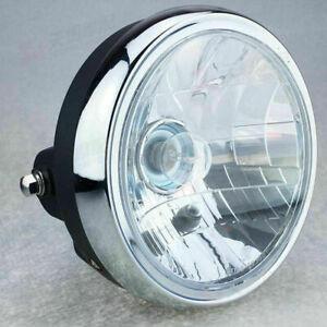 7'' Headlight Blub High Low Beam 12V Head Lamp Fits Yamaha YBR125 YBR 125 02-14