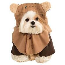 Ewok Deluxe Pet Star Wars Costume Halloween Party Fancy Dress Large