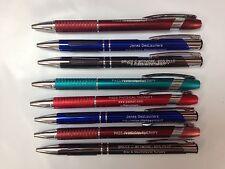 Metal Pens Bulk, Misprints, Wholesale lot of 400, FREE FAST SHIPPING!!