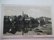 3494-Postkarte alt – Gernsbach – im Murgtal - Landkreis Rastatt
