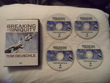 Breaking the Bonds of Iniquity by Tom Deuschle 4-Disc DVD Set