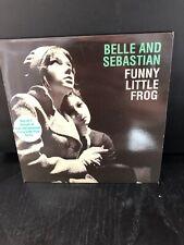 """Belle and Sebastian, Funny Little Frog, 2005, 7"""". Vinyl. New Unsealed"""