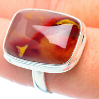 Mookaite 925 Sterling Silver Ring Size 9.25 Ana Co Jewelry R35695F