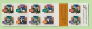 AUSTRALIA Sc 1539a+1539i NH issue of 1997 - 2 BOOKLETS - BIRDS