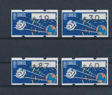 LM11697 Spain telecommunication ATM stamps fine lot MNH