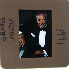 Victor Borge Danish comedian conductor pianist The Great Dane Original Slide 1