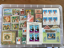 Chad Stamps unchecked collection Mint/used