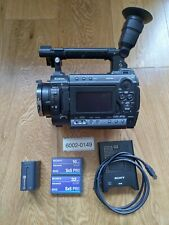 Sony PMW-F3 Package - PL Mount - 820HRS - 4:4:4 Upgrade - 32GB Card - XDCAM