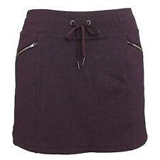 NEW Tangerine Women's Metro Heather Knit Skort Plum Size Small $60 Retail