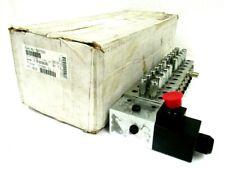 New Trabon Lubriquip 5477531 Valve Divider 11 Stack 24V