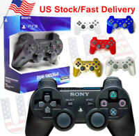 US PS3 Controller PlayStation3 DualShock Wireless SixAxis Controller GamePad