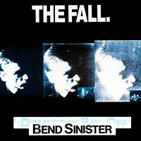 """Reproduction """"The Fall - Bend Sinister"""", Poster, Album Cover, Size: 16"""" x 16"""""""