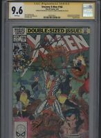 Uncanny X-Men #166 CGC 9.6 SS Chris Claremont & Bob Wiacek 1983 - 1st LOCKHEED
