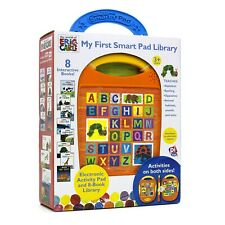 The World of Eric Carle My First Smart Pad Electronic Activity Pad 8 Books Set