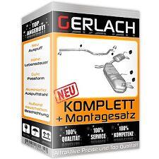 Auspuff Opel Signum / Vectra C Kombi 3.0 CDTi TD ab 09.2005 Auspuffanlage *3659