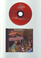 ENID BLYTON THE FAMOUS 5 : KIDNAPPED! - 2000 PC GAME - ORIGINAL JC EDITION - VGC