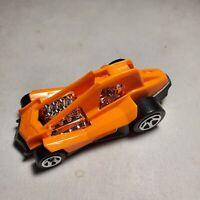Hot Wheels Racing 2013 Orange Dirty Outlaw 127/250 1/64