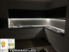 Barra Led Sottopensile Cucina Dimmerabile Touch Su Misura alta luminosità 50/50