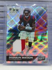 2018 Panini Day Deshaun Watson NFL Top 100 Players Patch #24/25 Texans L35