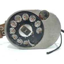 New Listingvintage Bell Systemwestern Electric Linemans Testbutt Set Rotary Dial 52a