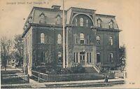 EAST ORANGE NJ – Ashland School – udb (pre 1908)