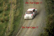 Kenneth Eriksson Mitsubishi Lancer Evo II Nueva Zelanda Rally 1994 fotografía 9