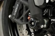 Protection de fourche R&G Racing Noir TRIUMPH SPEED TRIPLE 1050 2011-2016