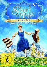 The Sound of Musik - Julie Andrews - Christopher Plummer - DVD - OVP - NEU