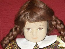 "STRICKLIESEL: 20"" Handmade doll from W. Germany by Aithra Lotz Puppe  2nd outfit"