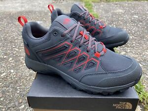 The North Face Men's Venture Fasthike Waterproof Hiking Shoe / 10.5 / Grey
