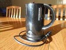 Starbucks Electric Milk Frother & Warmer Model SB-235 Coffee Latte Cappuccino