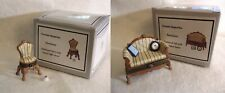 MCF PHB  Midwest of Cannon Falls Hinged Box -  Traditional Couch and Chair Set