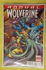 Wolverine Annual #1 variant 1:20 Nm