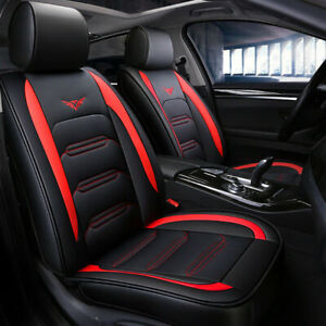 Universal Car Seat Cover 5-seat Cushion Full Set fit for Toyota RAV4 venza camry
