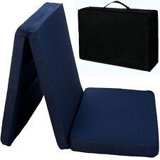Reisebettmatratze + Tasche 120x60cm Kinderbett Reisebett Baby Kind Matratze Bett