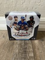 2020 Topps Chrome Sapphire Edition HOBBY BOX Sealed Topps 8 Packs Per Box