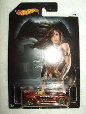 Action Figure DC Hot Wheels Car Superman vs Batman Wonderwoman Tantrum 7/7