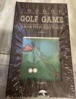 Barwench Games Indoor Golf Game Mini Desktop Golf Game, Pocket Golf Game New