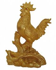 Golden Rooster Statue