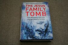 The Jesus Family Tomb: The Discovery That Will Change History Forever by Simcha