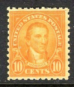 [DZ]   US #591 MNH OG ~1923+ Rotary Press Printing / Perf 10 ~ Fresh & Sound.