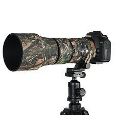 Sigma 150-600mm Contemporary Neoprene Lens Protective Coat Cover Camo Woodland